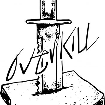 Vailent 'Overkill' T-shirt print