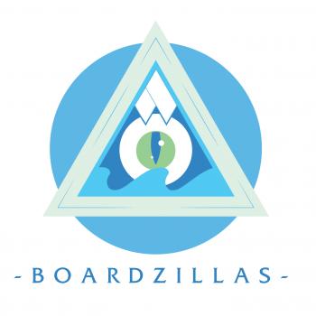 Boardzillas logo